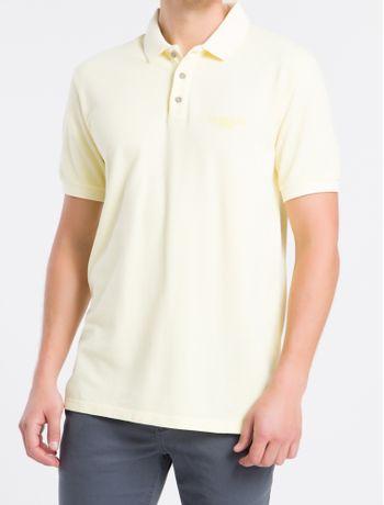 Polo-Mc-Regular-Logo-Piq-Pig-Gola-Ret---Amarelo-Claro---PP