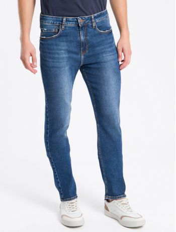 Calca-Jeans-Five-Pockets-Straight---Azul-Medio---36