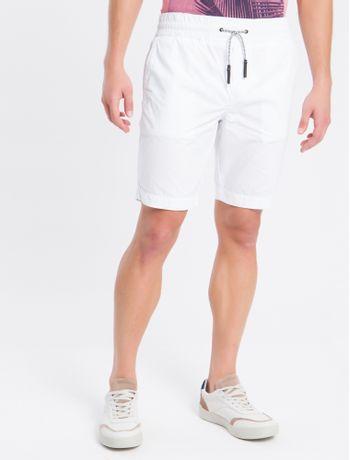 Bermuda-Color-C--Elastico-E-Silk---Branco---40