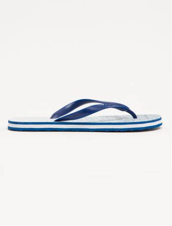 Chinelo-Swim-Chinelo-Estampado-Borracha---Azul-Medio---41-42