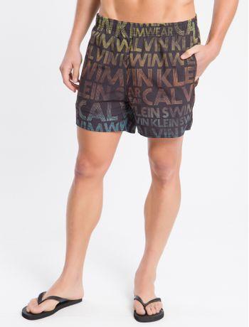 Shorts-Dagua-Estamp-Microelast-Logo---Preto---P