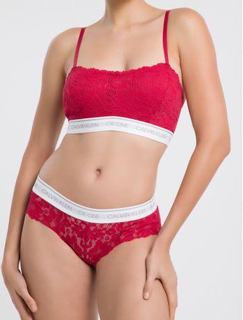 Sutia-Triangulo-Renda-Ck-One-Lace---Vermelho---P