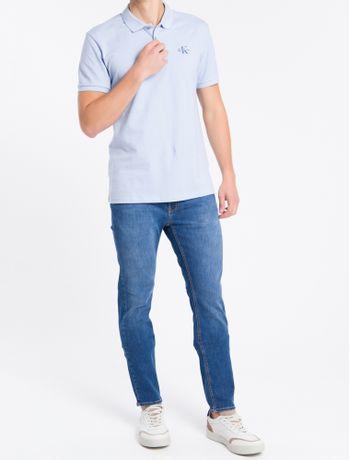 Calca-Jeans-Five-Pockets-Slim---Azul-Medio---36