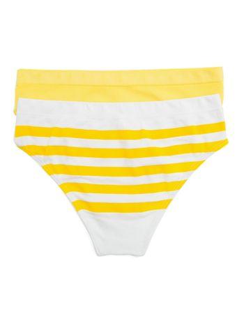 Calcinha-Boneca-Sem-Costura-Infantil---Amarelo-Manteiga---4-6
