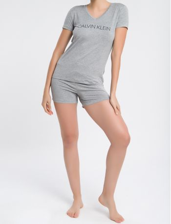 Pijama-Short-Doll-Viscolight---Cinza-Mescla---G