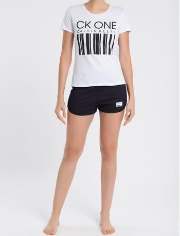 Camiseta-Gola-Careca-Alg-Ck-One-Barcode---Branco---P