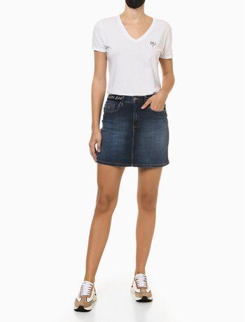 Saia-Jeans-Elastico-Personalizado-Cos---Azul-Marinho---34