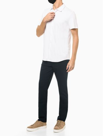 Camisa-Manga-Curta-Em-Liquid-Cotton---Branco---P