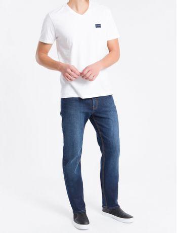 Calca-Jeans-Relaxed-Straight-Fili-Triplo---Azul-Marinho---38