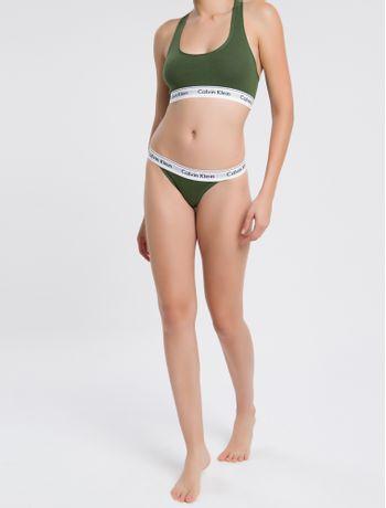 Calcinha-Tanga-String-Modern-Cotton---Verde-Militar---P