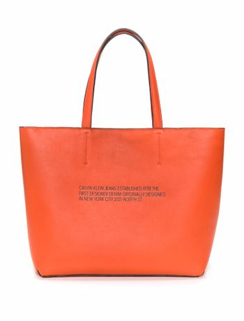 Bolsa-Grande-Sculpted-Established---Laranja---U