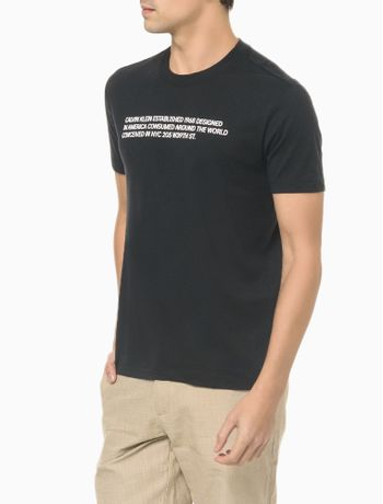 Camiseta-MC-Slim-Silk-Statement---Preto---P