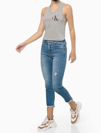 Blusa-Sm-Ana-Reat-Gc-Logo-Calvin-Ck---Cinza-Mescla---PP