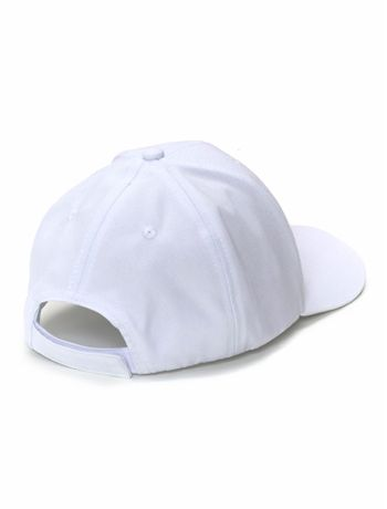 Bone-Ckj-Aba-Curva-6-Gomos-Lona-Logo-Fiv---Branco---U