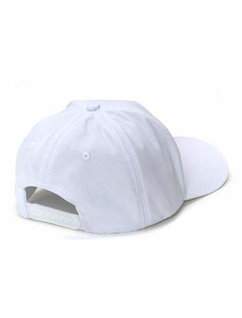 Bone-Ckj-Aba-Cruva-5-Gomos-Lona-Logo-Pla---Branco---U