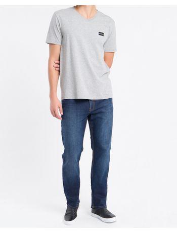 Camiseta-MC-Regular-Logo-Meia-Reat-Gv---Cinza-Mescla---PP