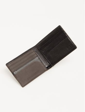 Carteira-Media-Floater-Liso-Queima---Marrom-Escuro---U