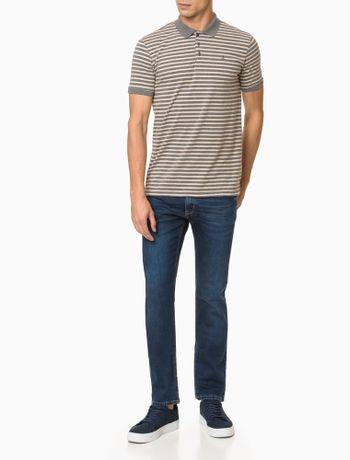 Calca-Jeans-Masculina-Five-Pockets-Super-Skinny-Azul-Medio-Calvin-Klein