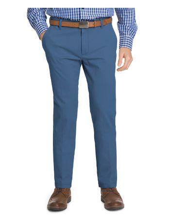 Calca-Chino-Color-Slim-Masculino-Cintura-Flex-Marinho