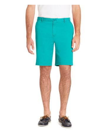 Bermuda-Basica-Chino-Color-Regular-Masculino-Azul-Piscina