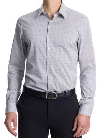 Camisa-Estampada-Manga-Longa-Regular-Masculino-Rosa