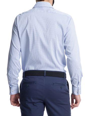 Camisa-Traveller-Xadrez-Manga-Longa-Regular-Masculino-Azul