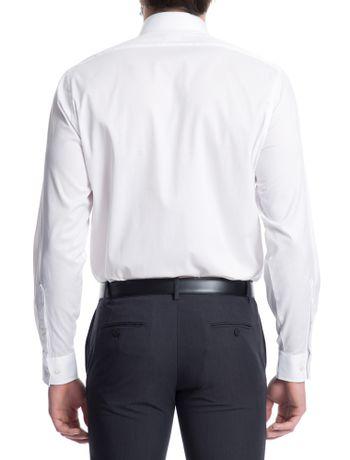 Camisa-Regular-Manga-Longa-Lisa-Van-Heusen---Branco