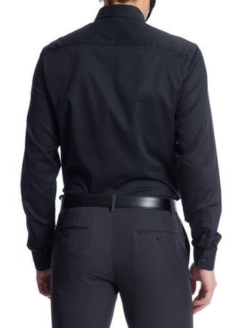 Camisa-Manga-Longa-Slim-Fit-Van-Heusen---Preto