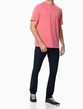 Camiseta-Basica-Manga-Curta-Regular-Masculino-Vermelha